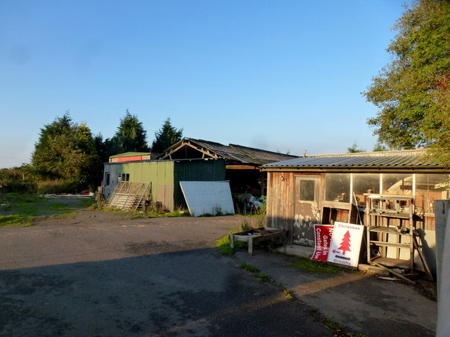 Redundant nursery, Snuff Hill, 2