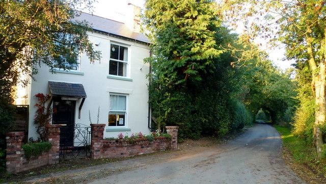 Cottage by Third Lane