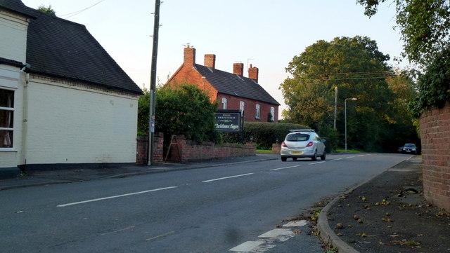 B4091, Stourbridge Road