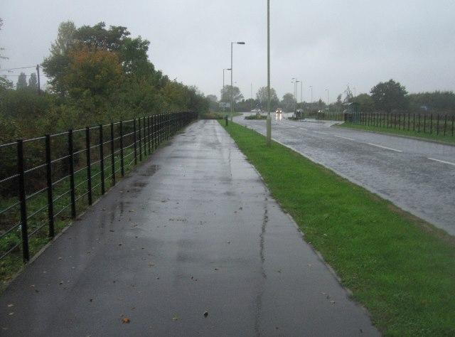 Damp day - Adanac Drive