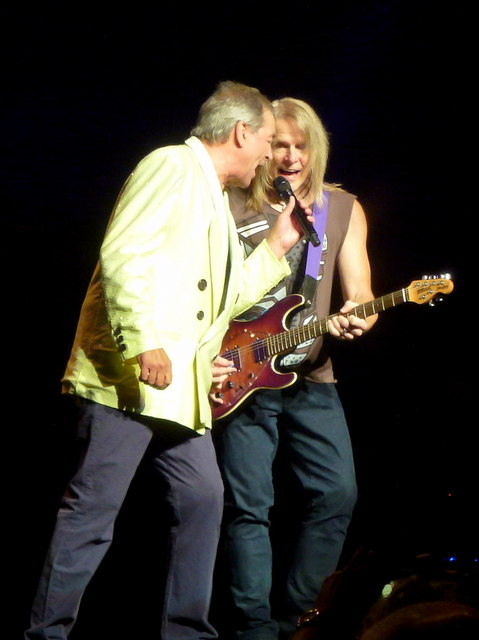 Deep Purple, Birmingham NIA, October 2013, 2