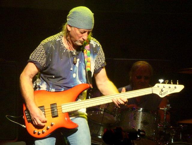 Deep Purple, Birmingham NIA, October 2013, 3