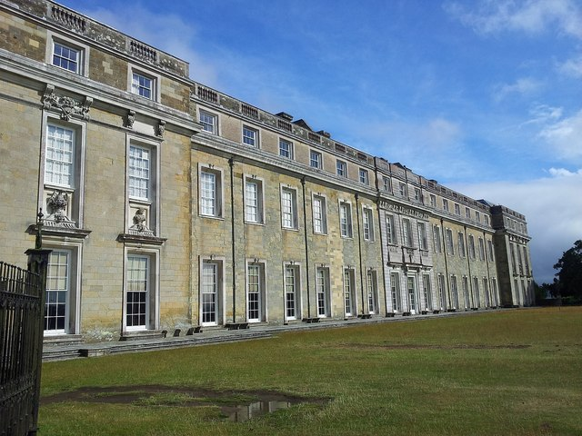 Petworth House - Western façade
