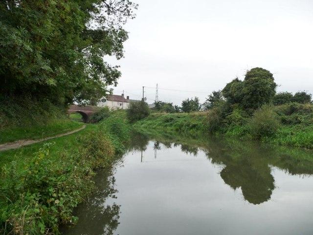 Kennet & Avon Canal, north-east of Horton Bridge