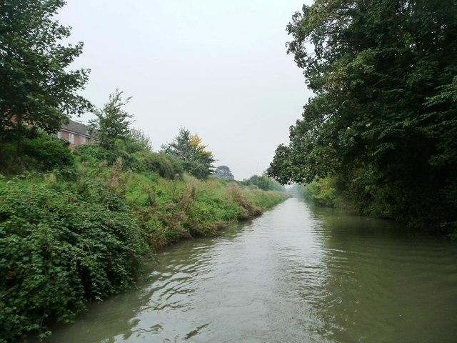 Kennet & Avon canal, between bridges 139 and 138