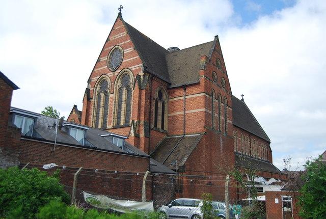 Parish Church of St Barnabas