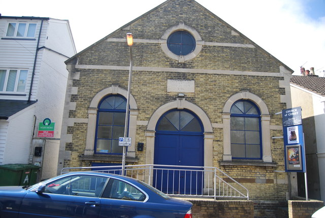 Church of Christ, Commercial Rd