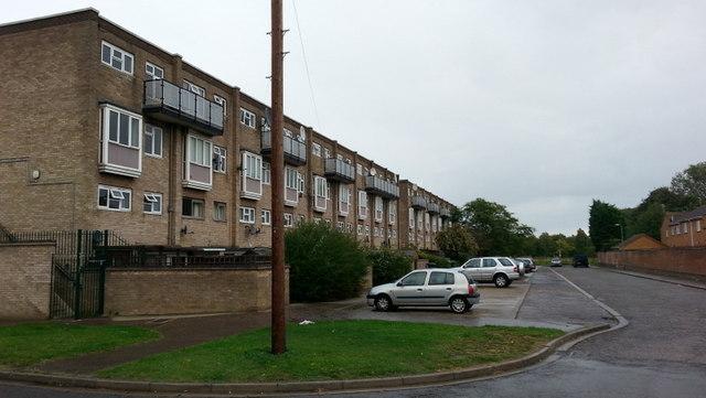 Grove Street flats
