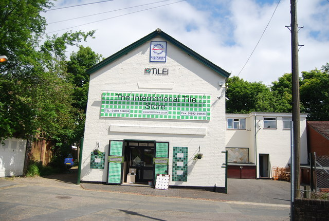 The International Tile Store