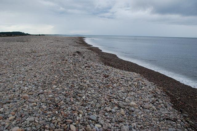 Beach at Tugnet