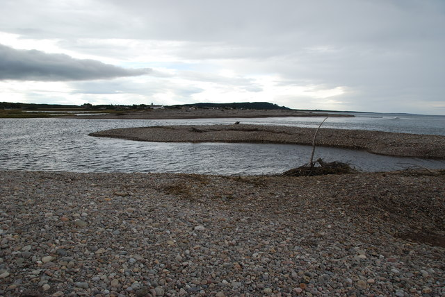 Mouth of the Spey