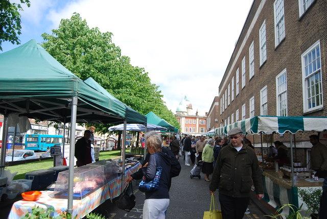 Tunbridge Wells Farmers Market