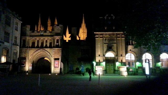 Cathedral Gateway, Peterborough