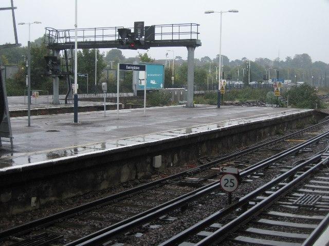 Platforms 2 & 3 - Basingstoke