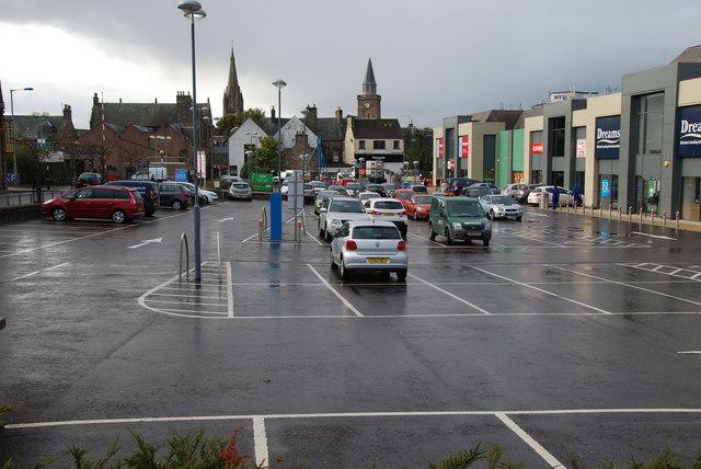 Rose Street Car Park