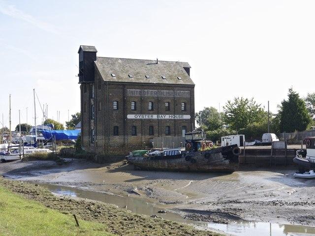 Oyster Bay House Faversham