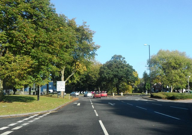 St Martin's Road