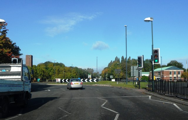Canley Roundabout
