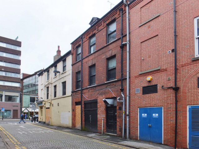 Little Queen Street, Kingston upon Hull
