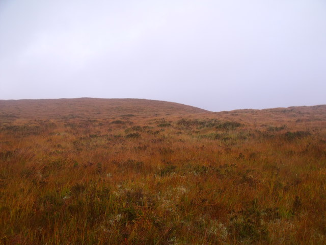 Slopes of Sidhean na h-Iolarach near Crask Inn, Sutherland