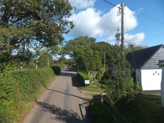 Lower Tidderson Farm