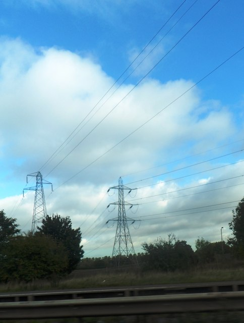 Electricity at Junction 7a