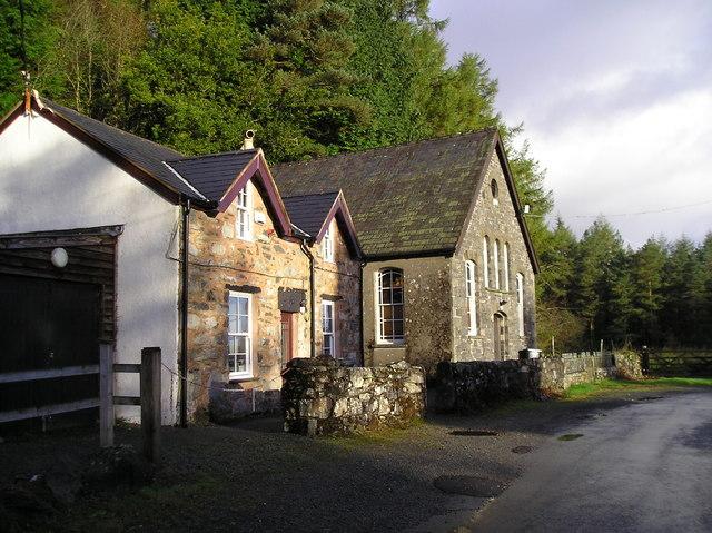 Converted Chapel, Bwlch-yr-haiarn