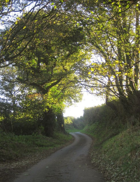 Lane to Trebrown