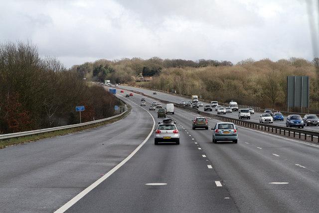 M27 Motorway