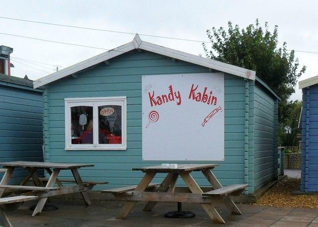 'Kandy Kabin' near Pavilion Garden Store, Trescott