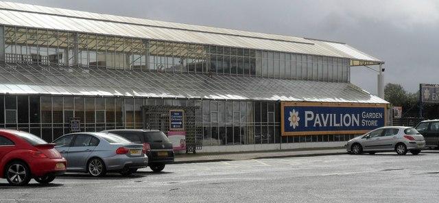 Pavilion Garden Store, Trescott