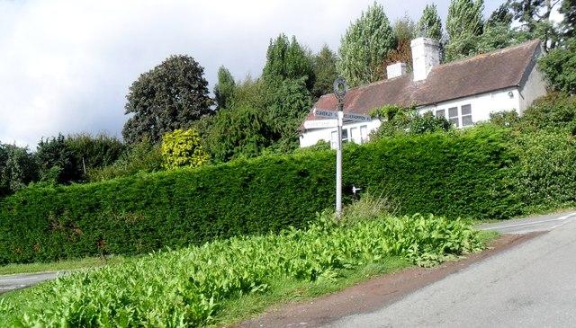 Crossroads, Upper Ludstone