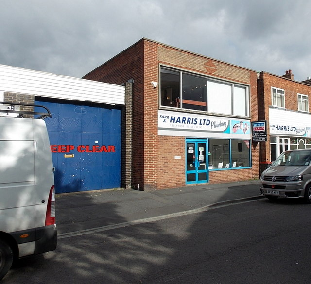 Farr & Harris Ltd Plumbing and Bathrooms, High Street, Wellington