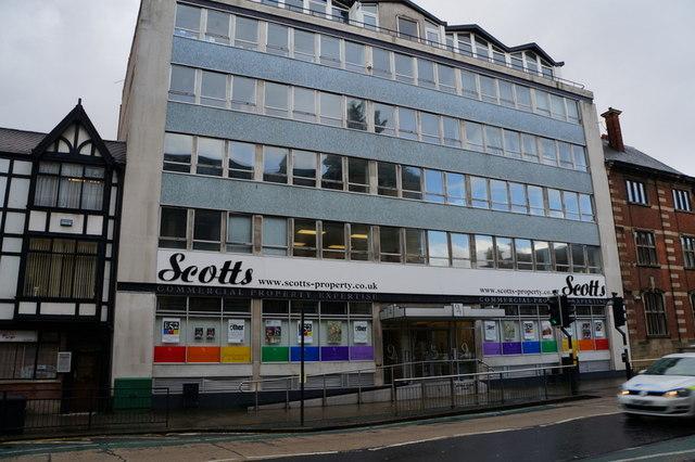 Scotts on Alfred Gelder Street
