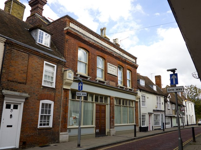 Faversham Co-op offices established 1874