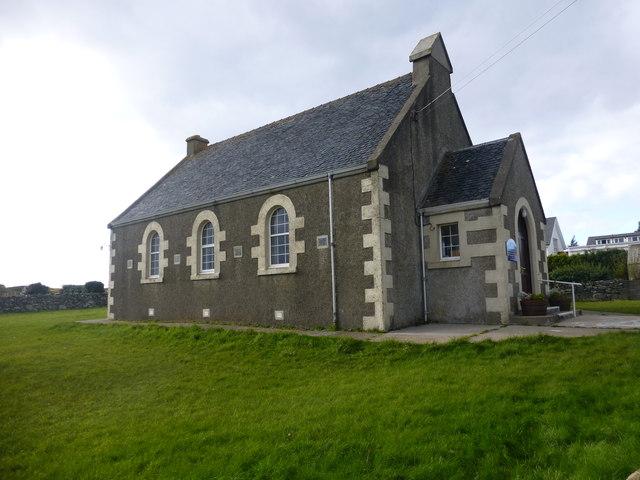 Church Of Scotland, Lochs In Bernera