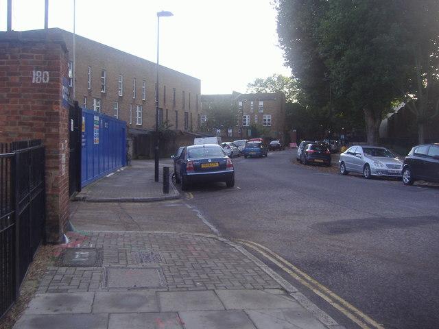Courtauld Road, Upper Holloway