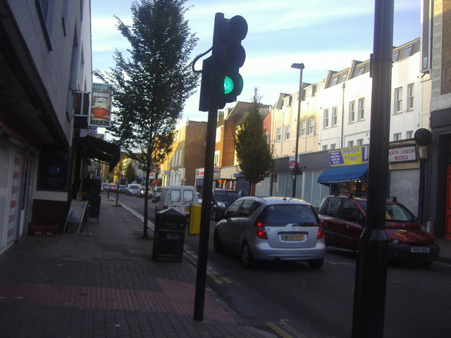 Hornsey Road, Upper Holloway