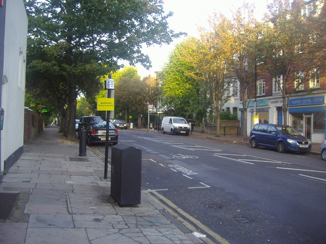 Hanley Road, Stroud Green