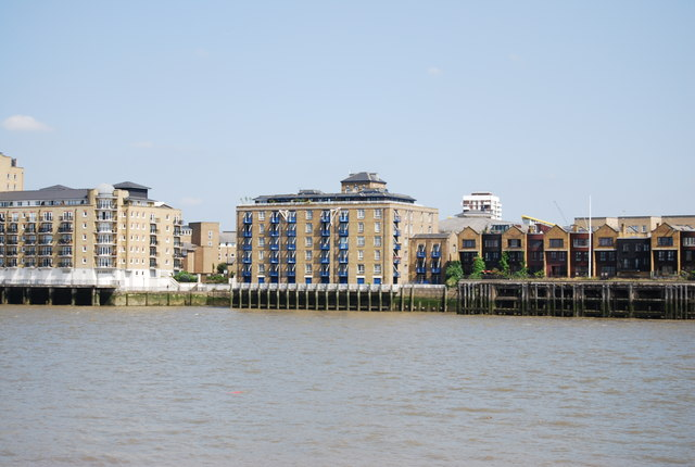 Converted warehouse, Limehouse