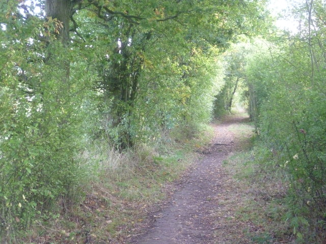 Bridleway to Sissinghurst Castle