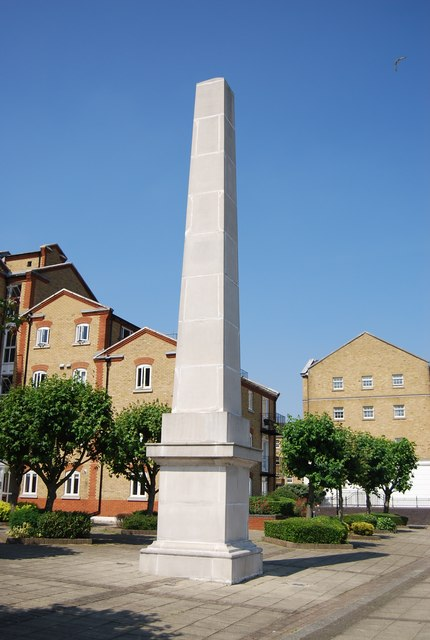 Decorative Obelisk, Sunderland Wharf
