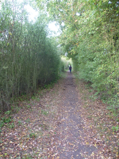 Bridleway from Sissinghurst Castle