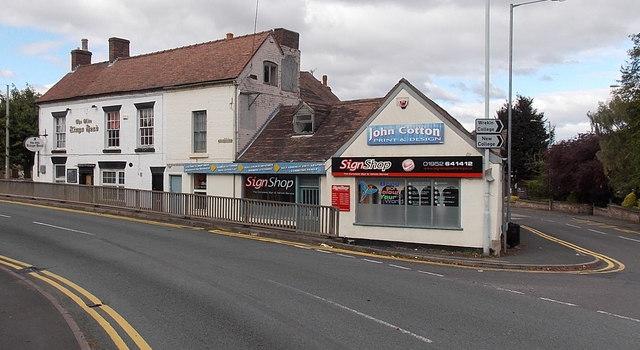 John Cotton print & design shop, Wellington