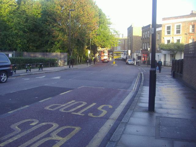 Hazelville Road, Upper Holloway