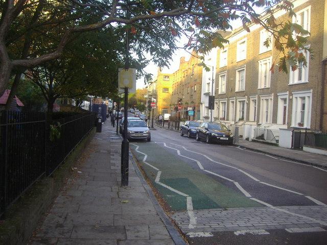 Marlborough Road, Upper Holloway