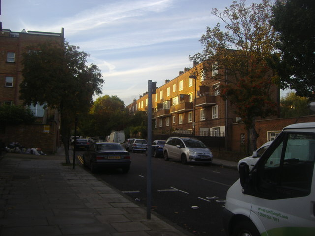 Ormond Road, Upper Holloway
