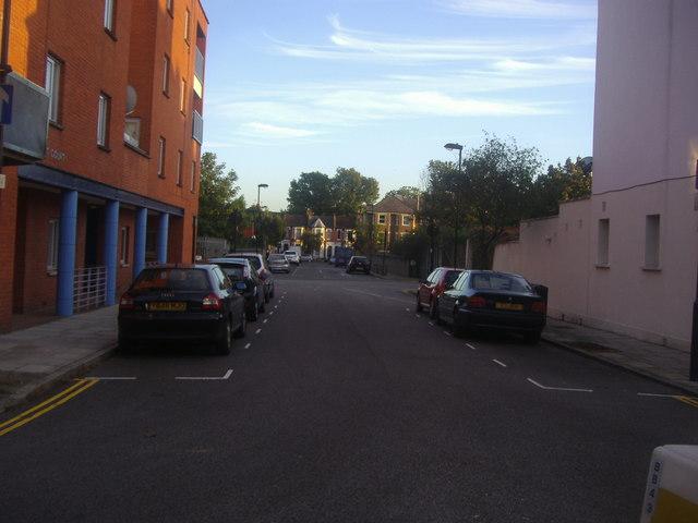 Nugent Road, Upper Holloway