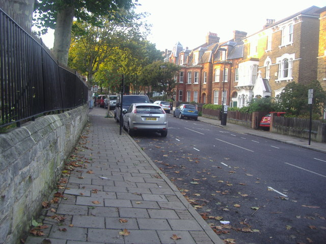 Highcroft Road, Upper Holloway