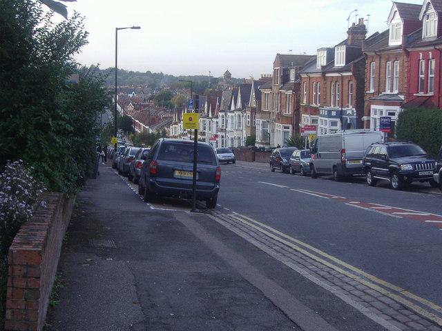 Ferme Park Road, Crouch End